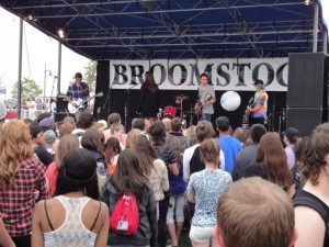 Academy of Rock at Broomstock