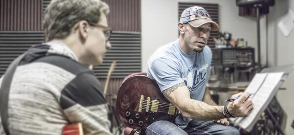 Guitar Lessons - Broomfield Music Academy