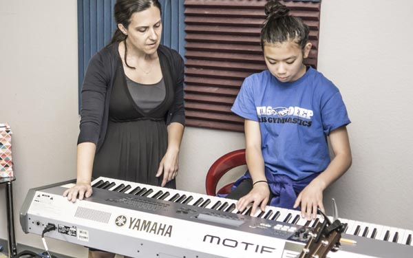 Piano Lessons at Music Academy in Broomfield CO