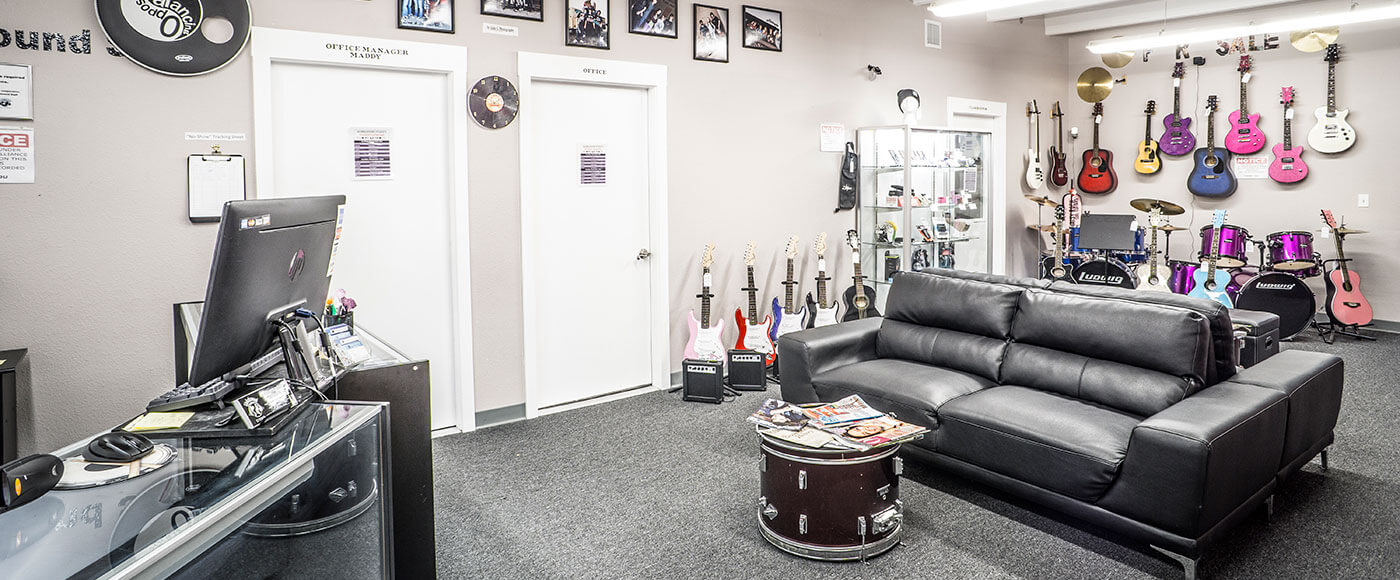 Music Store for Our Students